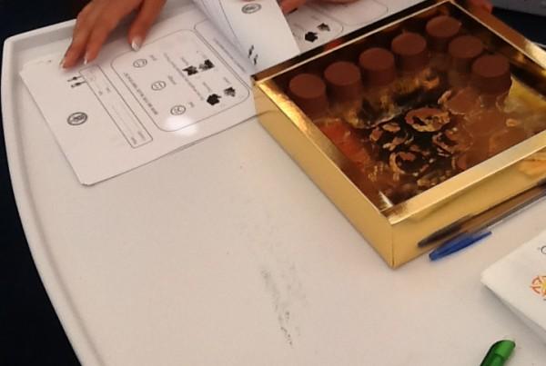 Ad ogni assaggio dello snack è seguita la somministrazione di un test di valutazione e gradimento.